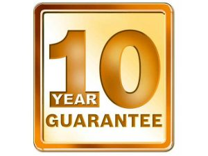 10 year Guarantee and free service on selected Worcester boilers for a limited period