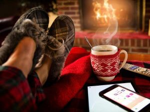 Top tips to keep your home cosy this winter