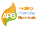 APG Heating Plumbing Electricals Logo