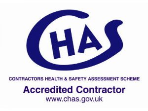 CHAS (Contractor Health and Safety) Registered