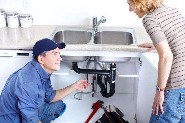 plumbing repairs maintainance
