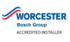worcester bosch group accredited installer