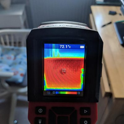 APG Domestic Services New Thermal Cameras