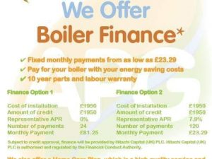 Need a new boiler but worried about the cost ?