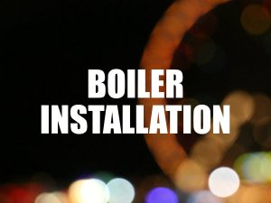 Boiler Installation Blackpool