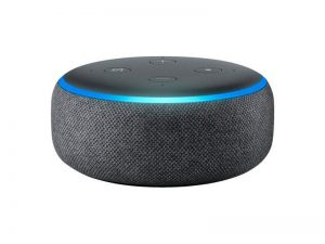 Free Echo Dot with our Silver or Gold Home Care Plan