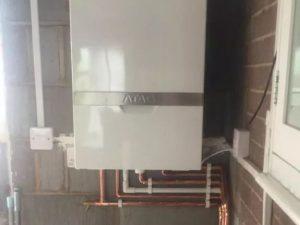 new boiler installation hutton 1