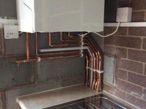 new boiler installation hutton 4