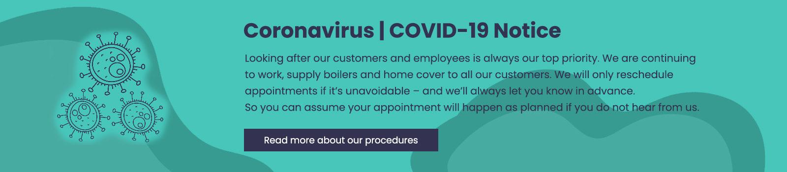 Coronavirus Concerns