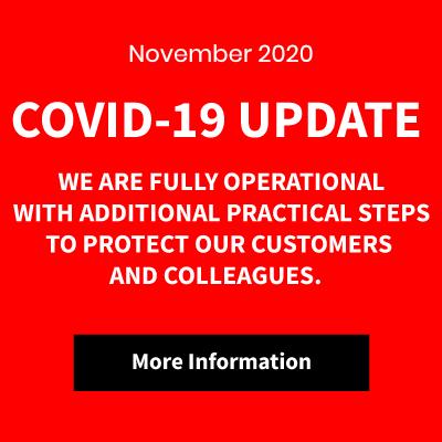 COVID-19 UPDATE – November 2020