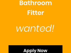 Bathroom Fitter Vacancy