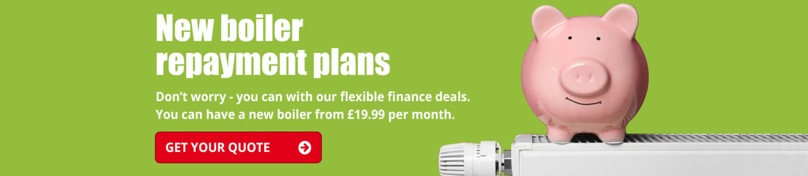 Can't afford a new boiler?